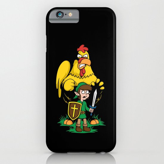 The Legend of Ernie (dark background) iPhone & iPod Case