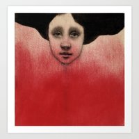#45 Float Art Print