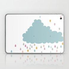 happy cloud Laptop & iPad Skin