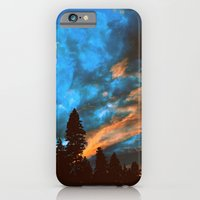iPhone & iPod Case featuring Skylights by Melanie Ann