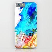 iPhone & iPod Case featuring Anatomy Quain v2 by Alvaro Tapia Hidalgo