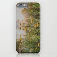 iPhone & iPod Case featuring Summer Sunset by Hello Twiggs