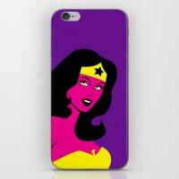 Pop The Wonder! iPhone & iPod Skin