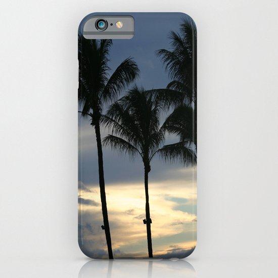 Maui: Sunset iPhone & iPod Case