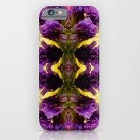 A Profusion Of Purple Pleasure iPhone 6 Slim Case