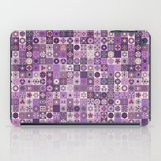 Boho Patchwork Pattern 9 iPad Case