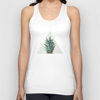 Pineapple Top Unisex Tank Top