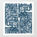 Peartree Art Print
