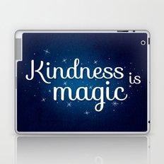 kindness is magic Laptop & iPad Skin