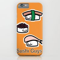 Sushi Guys iPhone 6 Slim Case