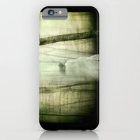 iPhone & iPod Case featuring Haunted story by Mi Nu Ra