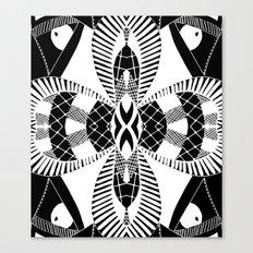 Ubiquitous Bird Collection10 Canvas Print
