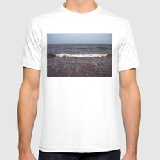 Coney Island White SMALL Mens Fitted Tee