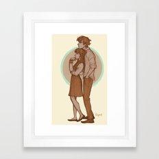 Gotta Love Framed Art Print
