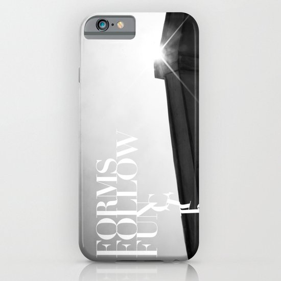 from follow fun iPhone & iPod Case