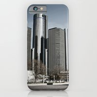 Detroit's Hart Plaza iPhone 6 Slim Case