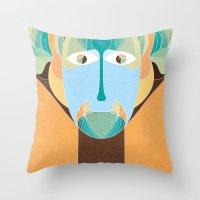 Lok Throw Pillow