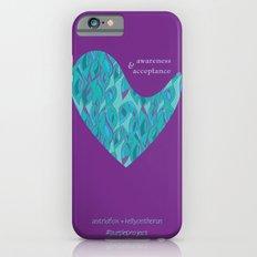 astridfox + kellyontherun project iPhone 6 Slim Case