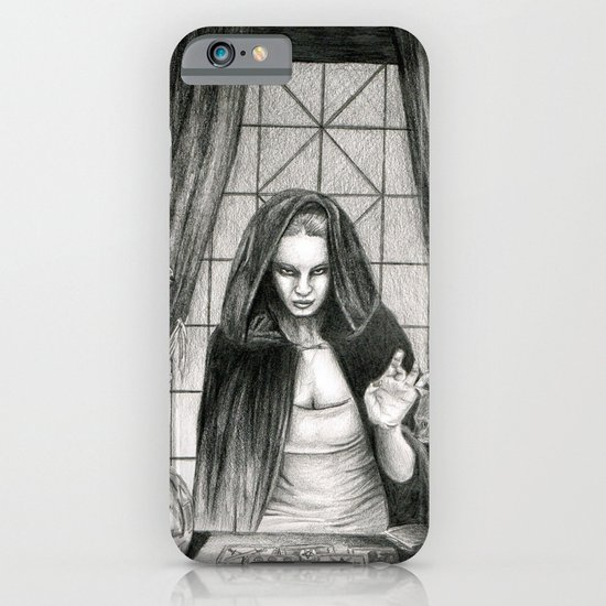 The Mis-Fortune Teller iPhone & iPod Case