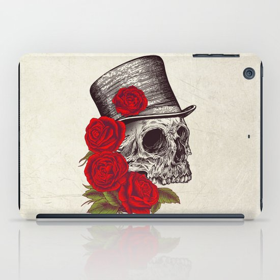 Dead Gentleman iPad Case