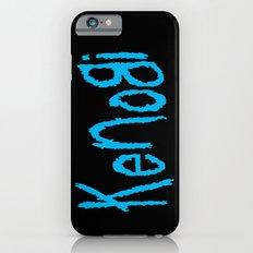 Follow the Jedi iPhone 6s Slim Case