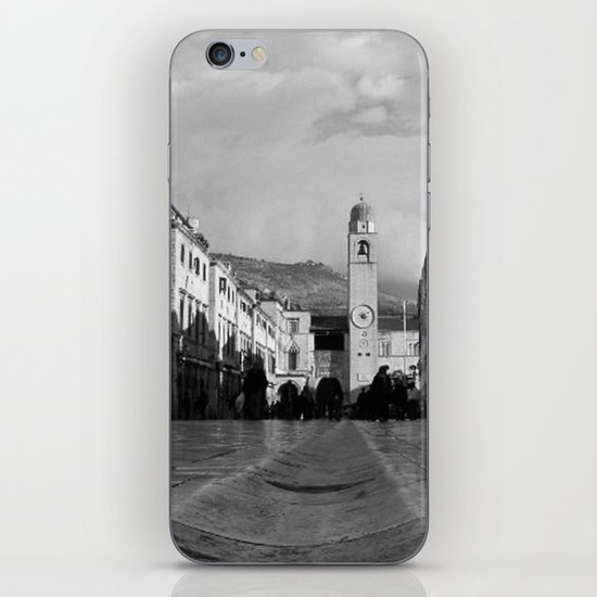Marble Gutter iPhone & iPod Skin