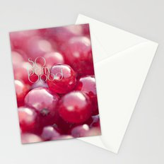 SO Berry Good Stationery Cards