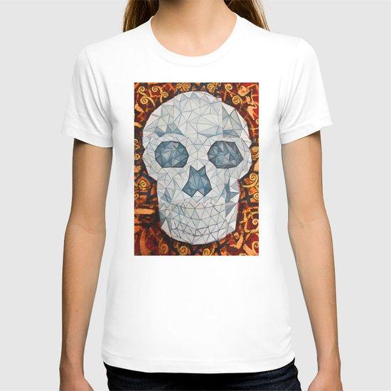 Galvanized Skull T-shirt