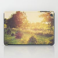 Summer Night iPad Case
