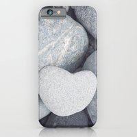 Heart Shaped Rock iPhone 6 Slim Case