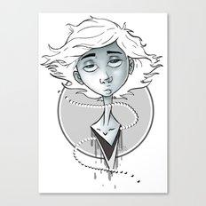 ,, Canvas Print