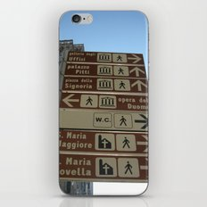 Which Way? iPhone & iPod Skin