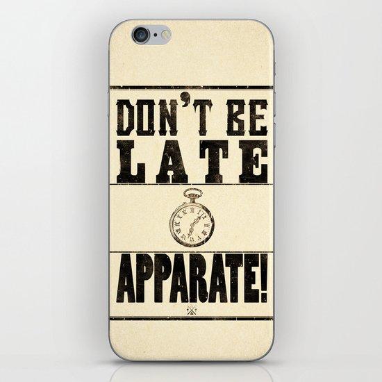 Apparate! iPhone & iPod Skin