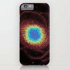 Ring Galaxy (8bit) Slim Case iPhone 6s