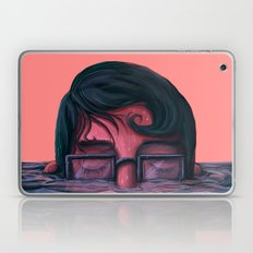 Underwater breath Laptop & iPad Skin