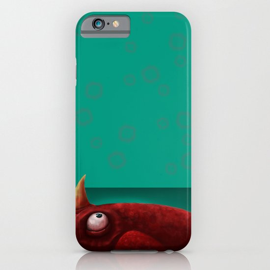 Red Creature iPhone & iPod Case