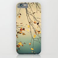 A poem from nature iPhone 6 Slim Case