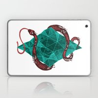 Mystic Crystal Laptop & iPad Skin