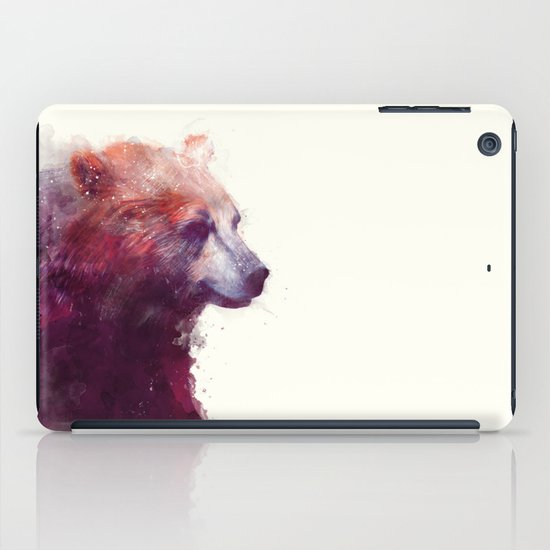 Bear // Calm iPad Case