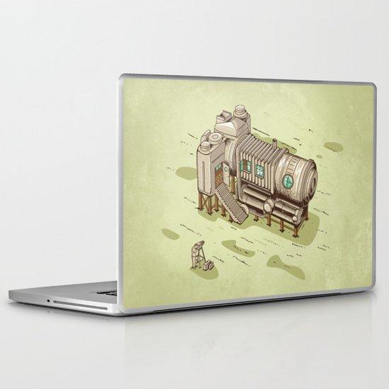 Cam Suite Laptop & iPad Skin