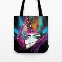 Femina Nebulae Tote Bag