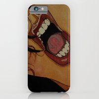 iPhone & iPod Case featuring Scream by KNIfe