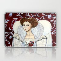 Elizabeth, The Virgin Qu… Laptop & iPad Skin