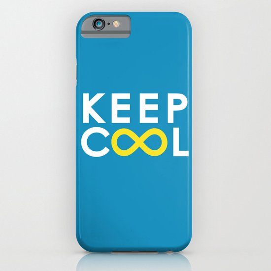 Forever coolness iPhone & iPod Case