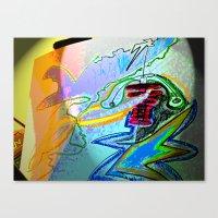 electroglide element 4  Canvas Print