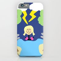 iPhone & iPod Case featuring Please Work by Flash Goat Industries