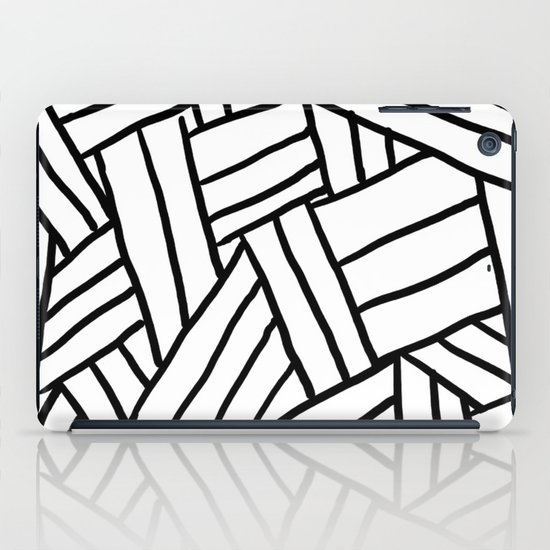 Raw Pattern Series: n.1 iPad Case