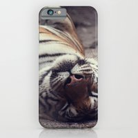 iPhone & iPod Case featuring Tia by Katie Pelon