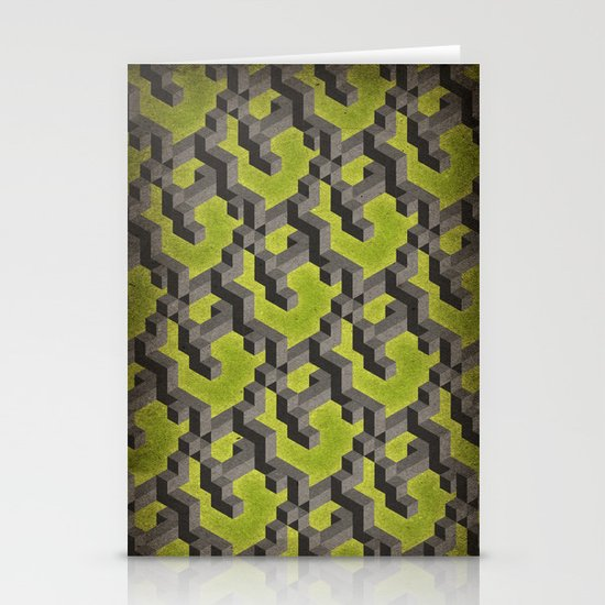 Long-chain Demi-gods of Imperfection Stationery Card