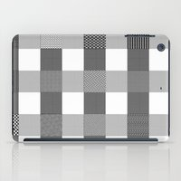 Yogi, B&W iPad Case